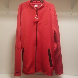 NWT Puma Ferrari Performance Jacket